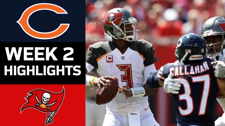 bears vs bucs