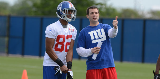 2012 New York Giants Rookie Mini-Camp