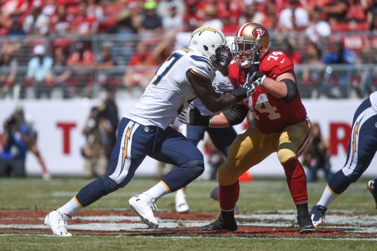 NFL: Preseason-San Diego Chargers at San Francisco 49ers